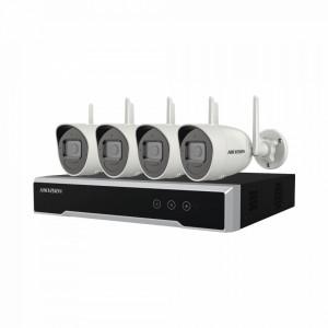 Nk44w0h1twdd Hikvision Kit IP Inalambrico 4 Megapi