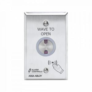 Nts1 Alarm Controls-assa Abloy Boton Sin Contacto