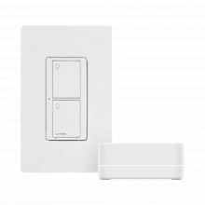 Pbdgpkg1ws Lutron Electronics Kit De Interruptor I
