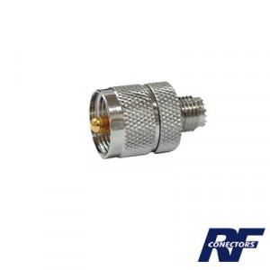 Rfu626 Rf Industriesltd Adaptador En Linea De Con