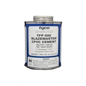 Rp5214 Safe Fire Detection Inc. Pegamento Cemento