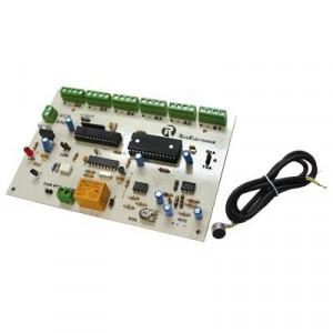 Rra06 Ruiz Electronics Tarjeta Radio Alert 6 Zona