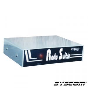 Rswrv Syscom Radio Switch Completo Con Radio Recep
