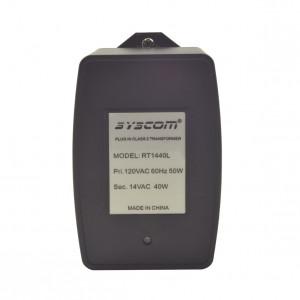 Rt1440l Syscom Transformador Reforzado De 14 V AC