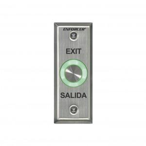 Sd6176ss1q Enforcer Secolarm Boton De Salida Con A
