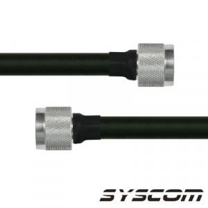 Sn400n1000 Epcom Industrial Cable RF400 Con Conductores N Macho