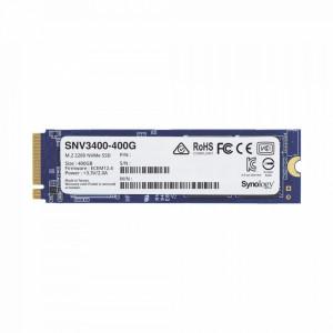Snv3400400g Synology SSD NVMe M.2 2280 Disenada
