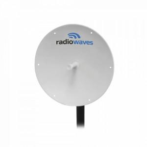 Spd359ns Radiowaves Antena Profesional De 3ft Gar