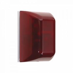 Stisa5000r Sti Sirena De Advertencia Color Rojo