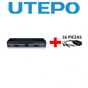 TVT052099 UTEPO UTEPO UTP116PVHD2 - Transmisor y r