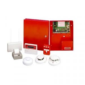 Vista32fbt Honeywell Panel Hibrido De Incendio E I
