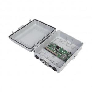 Wips310gfro Wi-tek Switch WISP/FTTx Con 7 Puertos