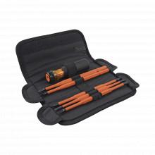 32288 Klein Tools Juego De Desarmadores Intercambiables Con