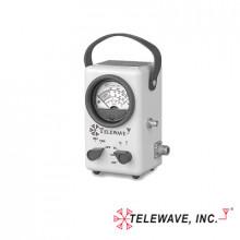 44ap Telewave Inc Wattmetro Compacto Para RF De Banda Ancha