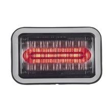 468crbz75 Code 3 Luz Perimetral LED PriZm II De 4x6 Con Bi