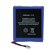Dp266bc Enforcer Secolarm Bateria Reemplazo Para Camara DP-2