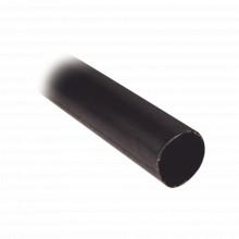 517411121 Syscom Tubo Termoencogible Termofit Negro De 1.2