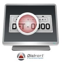 67068 Digifort DIGIFORT LPR SINGLE DGFLP1000V7 - Motor LPR p