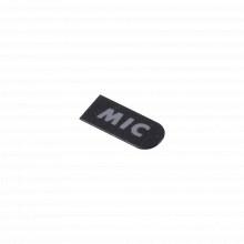 8930080170 Icom Etiqueta Con Senalamiento De MIC Para ICF30