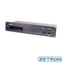 9019605 Zetron Controlador Trunking MPT-1327 Mod. 827 Vers