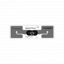 9215255 Nedap Tag UHF Transparente Con Adhesivo Para Vehicul