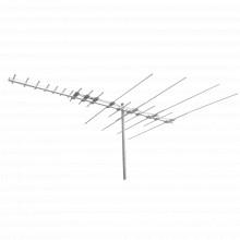 Aj200hd Txpro Antena Logaritmica Para TV Digital 50-860 MHz