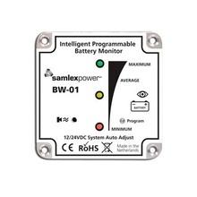Bw01 Samlex Monitor De Baterias 12/24V accesorios