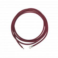 Cbl8awg3r Epcom Powerline Cable Para Controlador 3.0 M Rojo