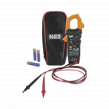 Cl120 Klein Tools Multimetro Digital De Gancho De Rango Auto