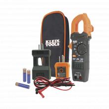 Cl120kit Klein Tools Multimetro De Gancho Y Kit De Prueba El