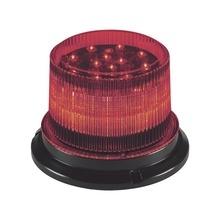 Cl199rh Code 3 Baliza LED 12 / 24 Vcd Lente Transparente L