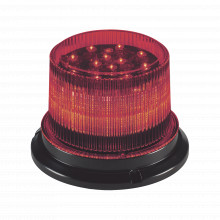 Cl199rmh Code 3 Baliza LED 12 / 24 Vcd Lente Transparente