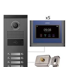 cmx1040129 COMMAX COMMAX PACKDRC10ML - Paquete para 5 depar