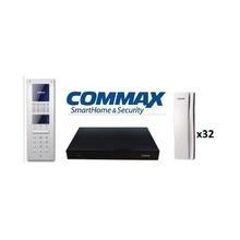 cmx107023 COMMAX COMMAX AUDIOGATEPAK32 - Paquete para 32 ap