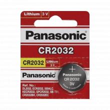 Cr2032 Panasonic Bateria De Litio CR2032 De 3 V 225 MAh