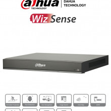 DHT0190001 DAHUA DAHUA NVR4208-8P-I - NVR de 8 Canales 4k Wi