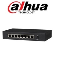 DRD6100001 DAHUA DAHUA PFS3008-8GT - Switch Gigabit de 8 Pue