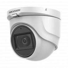 Ds2ce76d0titmfs Hikvision AUDIO POR COAXITRON / Domo TurboHD