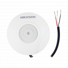 Ds2fp2020 Hikvision Microfono Omnidireccional / Uso En Inter