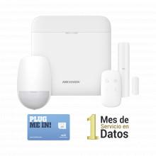Dspwa48ksd Hikvision AX PRO KIT De Alarma AX PRO Con GSM