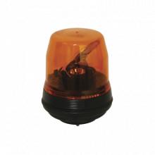 Eb7816a Ecco Baliza Rotativa LED Color Ambar SAE Clase I Con