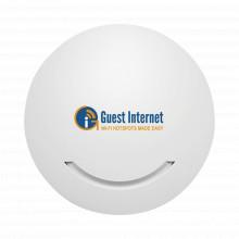 Gisk5 Guest Internet Hotspot Con Punto De Acceso Para Usuari