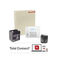 Honeywell Vista48lantb Kit De Panel De Alarma VISTA48LA Con