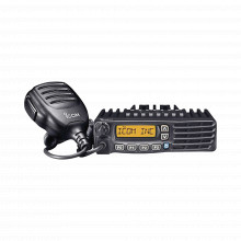 Icf6220d11 Icom Radio Movil Digital NXDN 45 W 400-470MHz