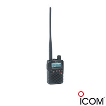 Icr6 Icom Receptor De Comunicacion Portatil Ultracompacto S
