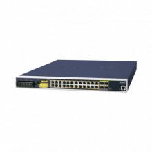 IGS632524P4S Planet Industrial L3 24 puertos 10/100 / 1000T
