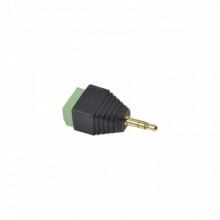 Jr58 Epcom Powerline Adaptador Para Audio Y Video De 3.5 Mm
