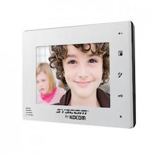 Kcvd372mw Kocom Monitor Adicional En Color Blanco videoporte