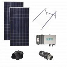 Kit1bdm600lv127 Epcom Kit Solar Para Interconexion De 550 W