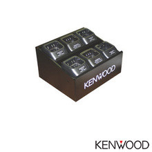 Kmb27 Kenwood Base Para Cargadores Multiples 6 Unidades KS